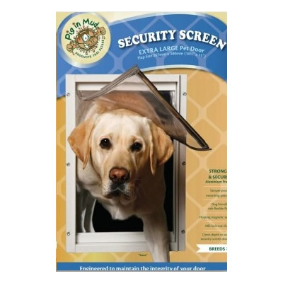 Large Dog Door For Screens Incl Postage Sydney Pet Doors