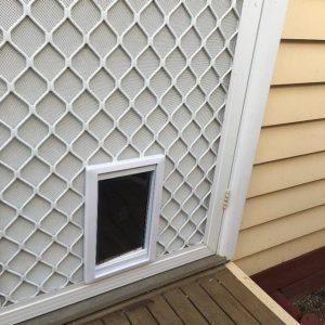 Cat Doors for Screens
